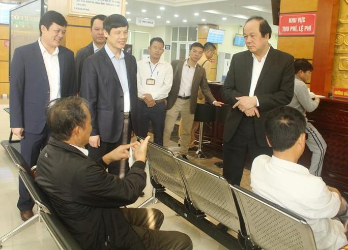 """Thủ tướng lưu ý Thanh Hóa cần khắc phục tình trạng """"quan lộ thần tốc"""" gây bức xúc - Ảnh 2."""