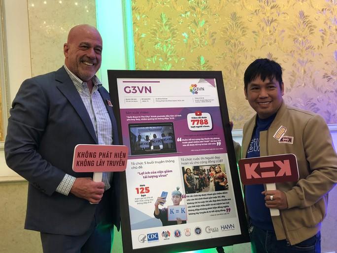 """Giám đốc CDC Việt Nam: """"Tôi đồng tính, tôi có HIV"""" - Ảnh 2."""