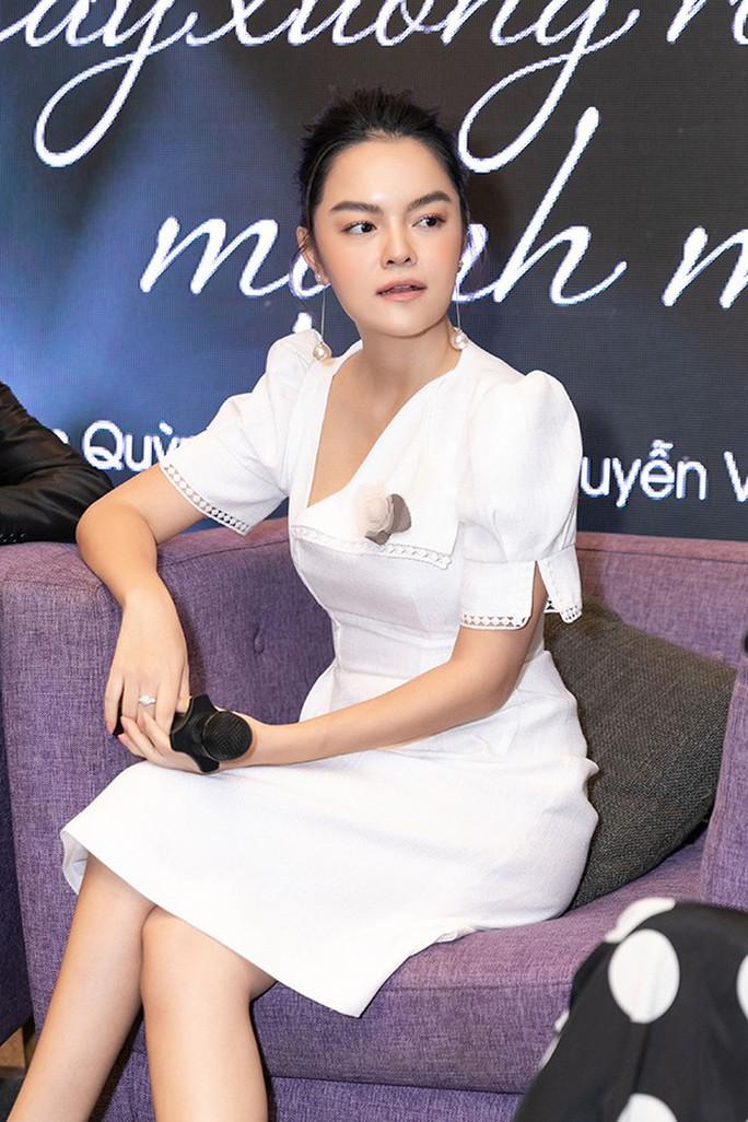 Clip: Sau ly hôn, Phạm Quỳnh Anh nam tính đến không tưởng - Ảnh 3.