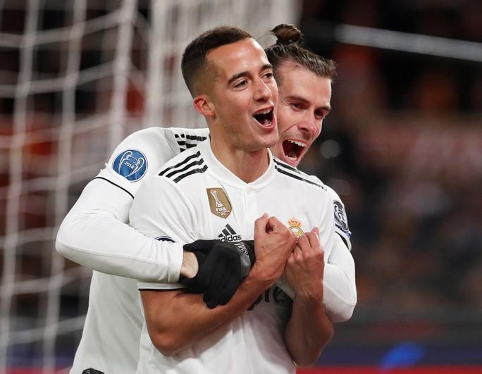 Bayern Munich, Real Madrid cứu ghế HLV, vượt vòng bảng Champions League - Ảnh 6.