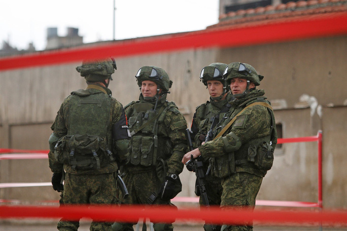 Nga sẵn sàng tấn công quân nổi dậy ở Syria - Ảnh 1.