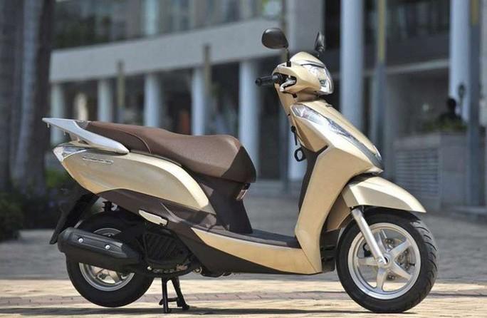 Honda khẳng định xe Lead ở Việt Nam không dính lỗi như 37.000 xe ở Nhật - Ảnh 1.