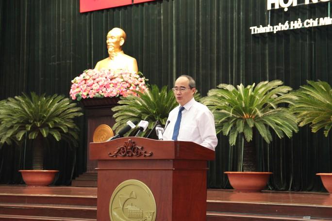 Công tác cán bộ sẽ được bàn tại Hội nghị Thành ủy TP HCM lần này - Ảnh 3.