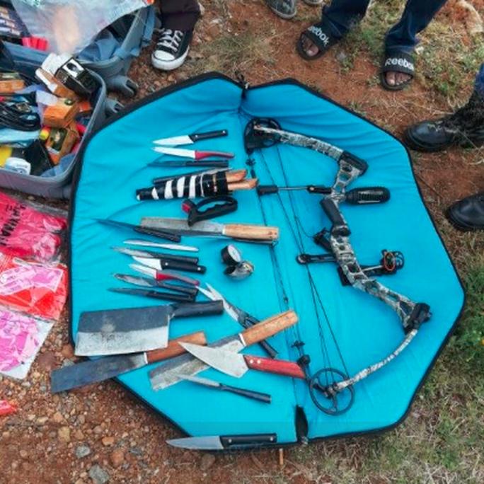 Nam Phi: 6 người Việt tham gia giết 40 con sư tử trong 2 ngày - Ảnh 2.