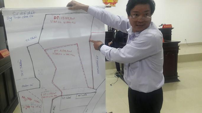 Người dân kiện chủ tịch UBND TP Đà Nẵng: Bác yêu cầu khởi kiện 3 quyết định - Ảnh 1.