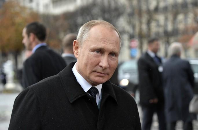 Ông Putin lên tiếng về vụ Nga bắt giữ tàu Ukraine - Ảnh 1.