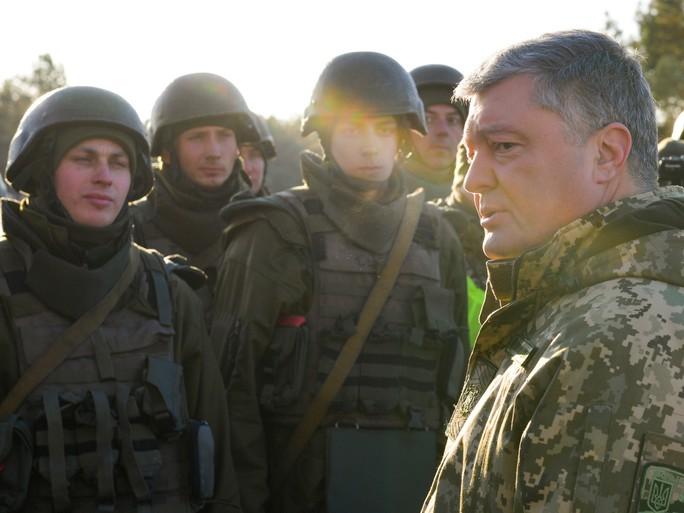 Ông Putin lên tiếng về vụ Nga bắt giữ tàu Ukraine - Ảnh 2.