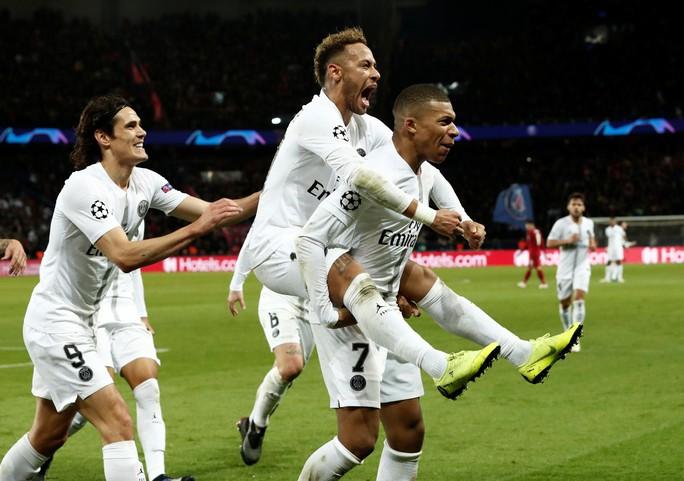 Neymar rực sáng, Liverpool gục ngã ở đại chiến thành Paris - Ảnh 2.
