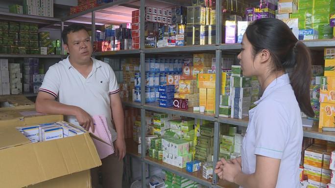 Đắk Lắk: Phát hiện đường dây tiêu thụ thuốc tây không rõ nguồn gốc - Ảnh 1.