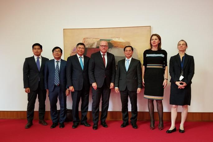 Việt Nam - Đức sẽ đối thoại chiến lược giữa hai Bộ Ngoại giao - Ảnh 1.