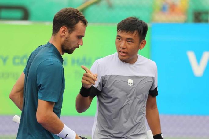 Vì mục tiêu lọt top 300 ATP, Lý Hoàng Nam phải ăn Tết xa nhà - Ảnh 5.