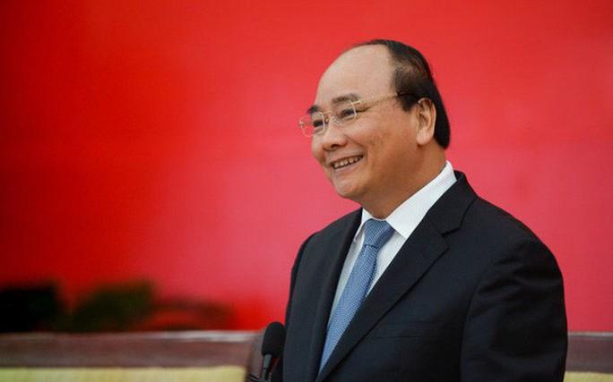 Thủ tướng dự Hội chợ nhập khẩu quốc tế Trung Quốc - Ảnh 1.