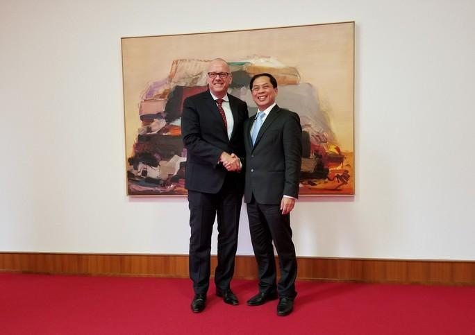 Việt Nam - Đức sẽ đối thoại chiến lược giữa hai Bộ Ngoại giao - Ảnh 2.
