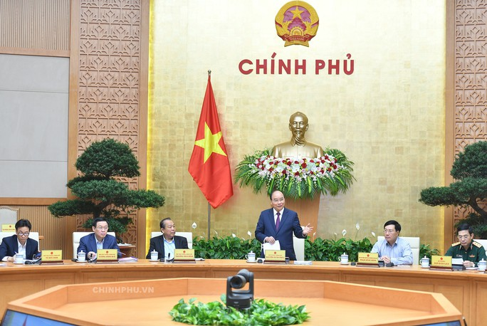 Thủ tướng: Kết quả tín nhiệm thấp hay cao đều thôi thúc Chính phủ làm việc tốt hơn - Ảnh 2.