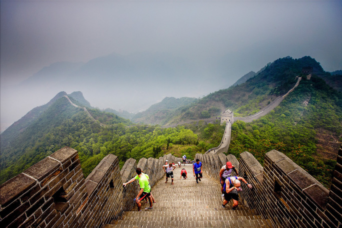 Camera giao thông Trung Quốc tóm VĐV chạy marathon gian lận - Ảnh 5.