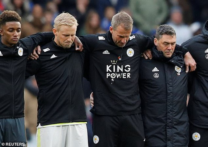 Leicester: Sau chuyện cổ tích là nỗi đau khôn nguôi - Ảnh 3.