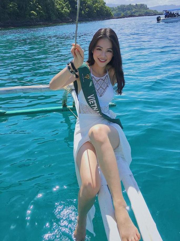 Nhan sắc Phương Khánh - Tân Hoa hậu Trái đất - Ảnh 18.