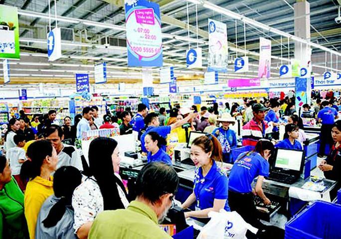 Hệ thống bán lẻ Việt thu hút hàng triệu khách mỗi ngày - Ảnh 1.