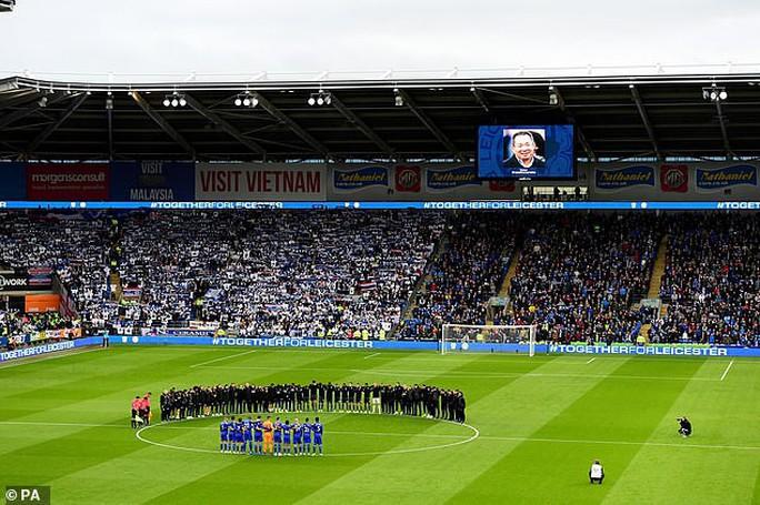 Leicester: Sau chuyện cổ tích là nỗi đau khôn nguôi - Ảnh 2.