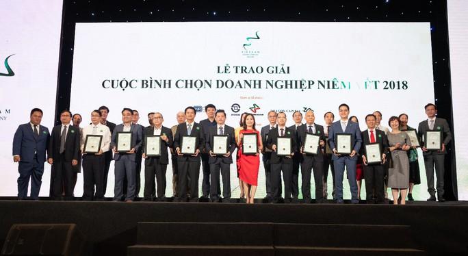 TTC Sugar vinh dự đạt Top 10 doanh nghiệp có Báo cáo thường niên tốt nhất 2018 - Ảnh 2.