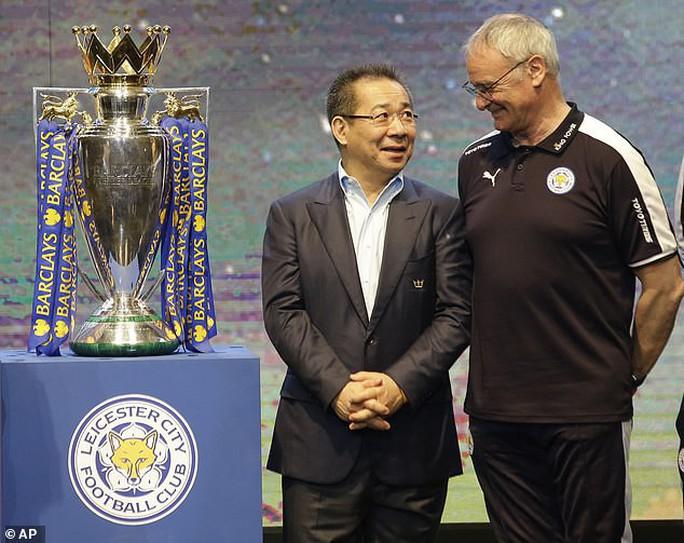 Leicester: Sau chuyện cổ tích là nỗi đau khôn nguôi - Ảnh 1.