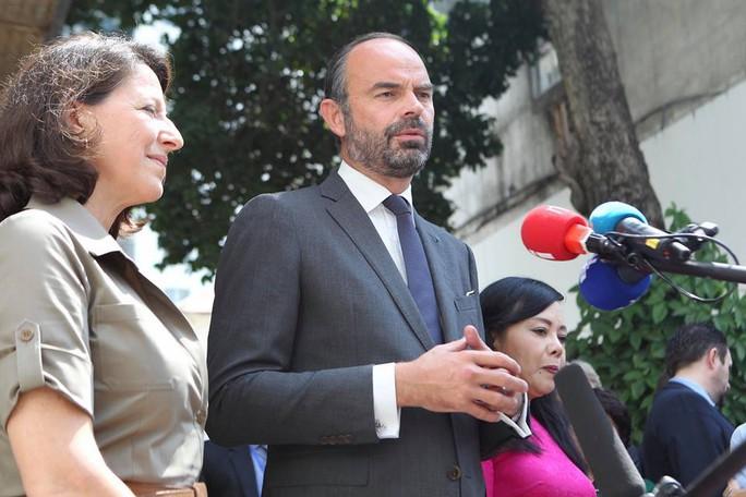 Thủ tướng Pháp dự khai trương Trung tâm Y tế tại TP HCM - Ảnh 5.