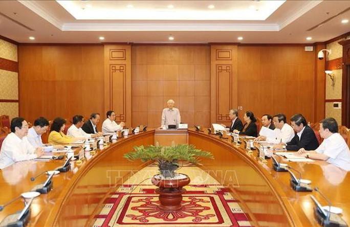 Tổng Bí thư, Chủ tịch nước làm Trưởng ban Chỉ đạo xây dựng quy hoạch cán bộ cấp chiến lược - Ảnh 1.