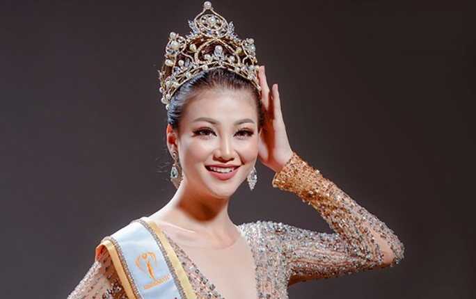 Nhan sắc Phương Khánh - Tân Hoa hậu Trái đất - Ảnh 5.