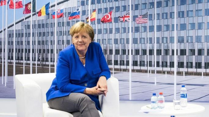 Angela Merkel - Nhà lãnh đạo tầm cỡ của châu Âu - Ảnh 1.