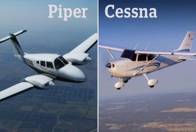 Máy bay đâm vào nhau trên không, phi công  82 tuổi thiệt mạng - Ảnh 1.