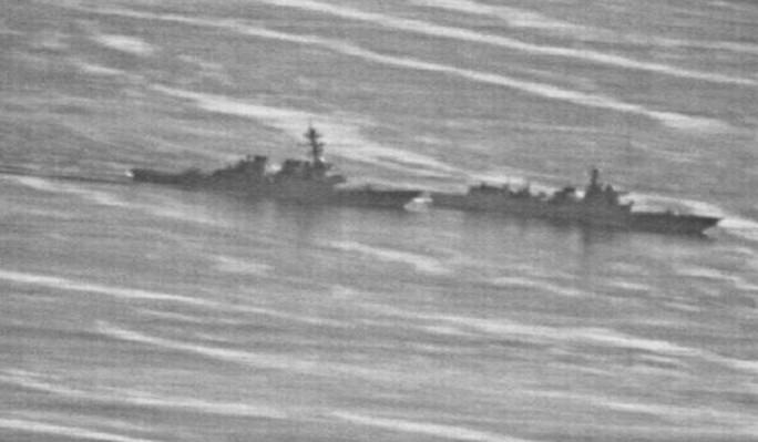 Chặn tàu Mỹ ở biển Đông, Trung Quốc cảnh báo Anh, Úc? - Ảnh 3.
