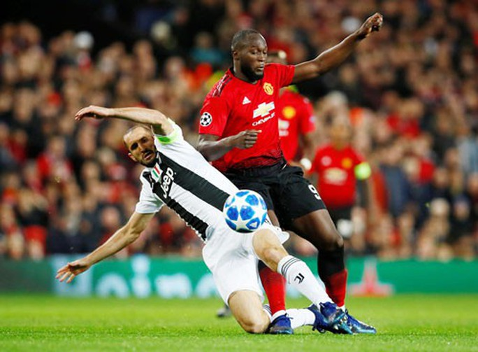 Juventus - M.U: Chờ Lukaku bùng nổ - Ảnh 1.