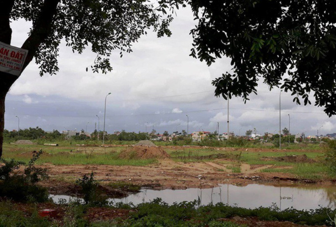 Cựu cán bộ TP Thanh Hóa lừa bán đất trên giấy chiếm đoạt hơn 60 tỉ đồng - Ảnh 1.