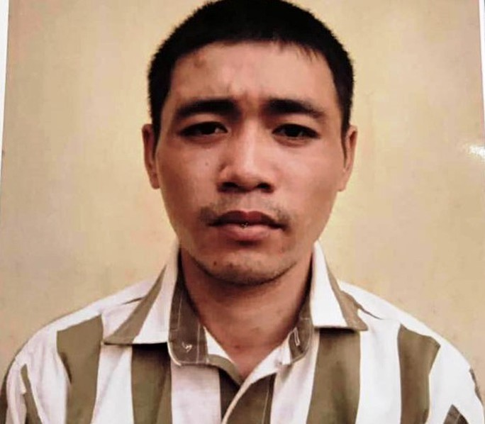 Tên cướp mang 4 tội danh vừa trốn thoát trại giam Bộ Công an - Ảnh 1.