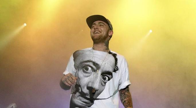 Rapper Mac Miller đột tử ở tuổi 26 do sốc ma túy - Ảnh 2.