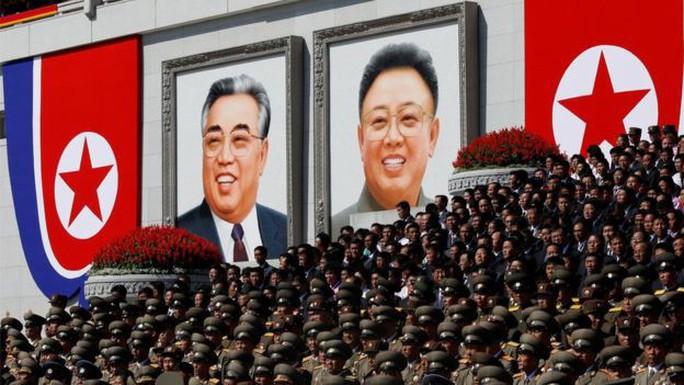 Triều Tiên đưa ông Kim Jong-un lên tầm cao mới - Ảnh 2.
