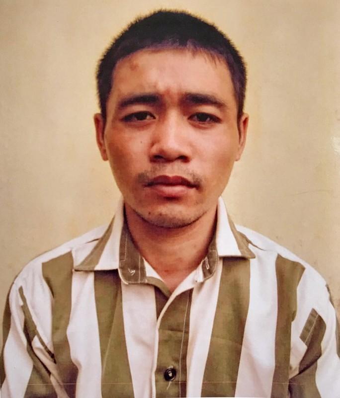 Bắt được tên cướp trốn trại giam Bộ Công an sau 2 ngày lẩn trốn - Ảnh 1.