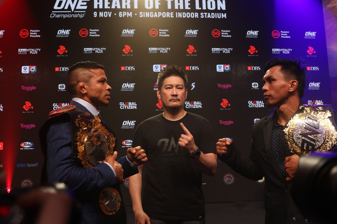 Nỗ lực đưa MMA đến Việt Nam - Ảnh 1.