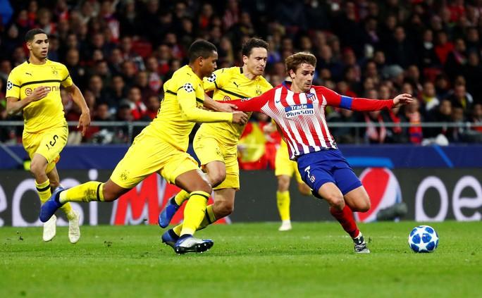 Antoine Griezmann sẽ đến Barcelona khi mùa giải kết thúc - Ảnh 1.