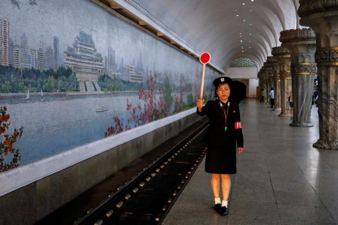 """Nấm ông Kim Jong-un cho Hàn Quốc """"an toàn và ăn được"""" - Ảnh 2."""