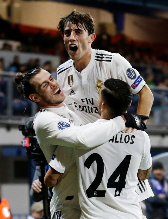 Xem Man City vùi dập Shakhtar, Real Madrid mở đại tiệc trên đất Czech - Ảnh 9.