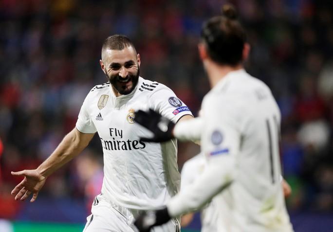 Xem Man City vùi dập Shakhtar, Real Madrid mở đại tiệc trên đất Czech - Ảnh 7.