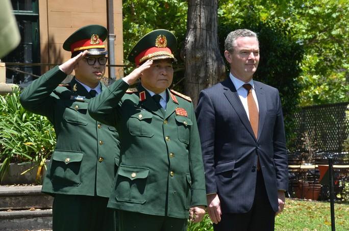Việt - Úc bàn tăng cường hợp tác an ninh hàng hải - Ảnh 1.