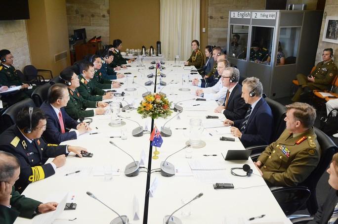 Việt - Úc bàn tăng cường hợp tác an ninh hàng hải - Ảnh 4.