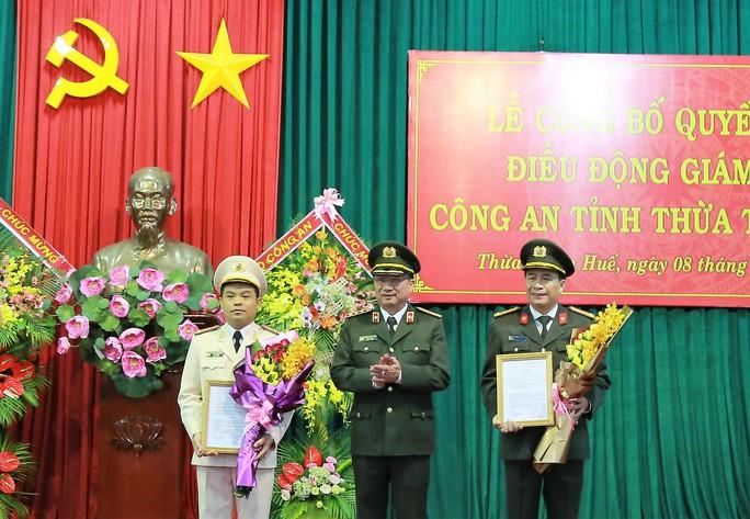 Giám đốc Công an Thừa Thiên - Huế được điều động nhận công tác tại UBKT Đảng ủy Công an Trung ương - Ảnh 1.