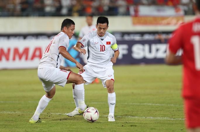 Văn Quyết: Xem Malaysia đá nên tuyển Việt Nam giấu bài - Ảnh 1.