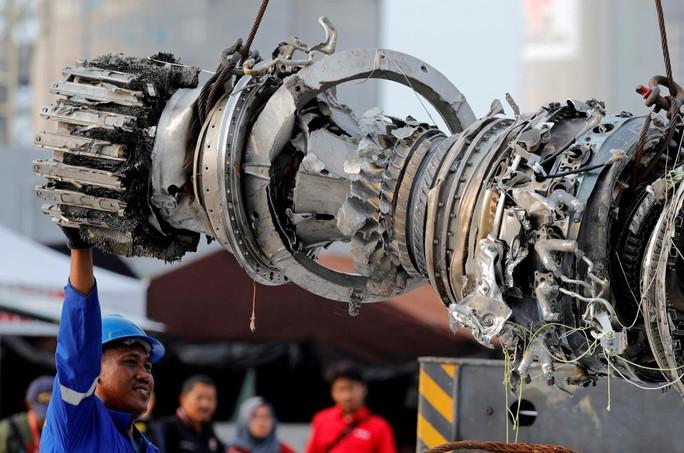 Máy bay Lion Air rơi sau khi thay thiết bị cảm biến quan trọng - Ảnh 1.