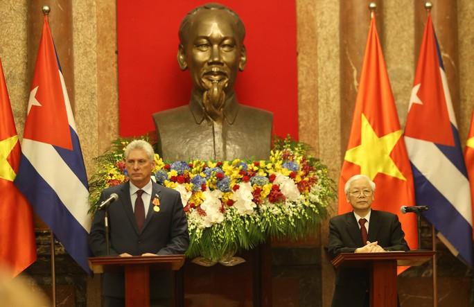 Đưa kim ngạch thương mại Việt Nam - Cuba đạt 500 triệu USD - Ảnh 1.