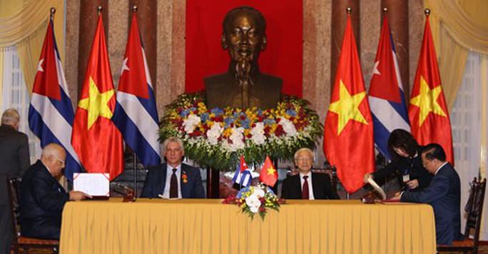 Việt Nam - Cuba:  Tăng gấp đôi kim ngạch thương mại - Ảnh 1.