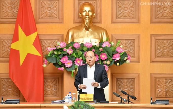Thủ tướng chủ trì họp phiên đầu tiên Tiểu ban Kinh tế - Xã hội của Đại hội XIII - Ảnh 1.